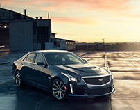 Cadillac CTS-V 2015