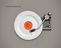 No4 Restaurant • Bar • Lounge Print Ads