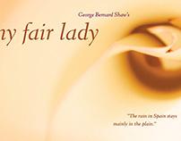 My Fair Lady   Postcard series