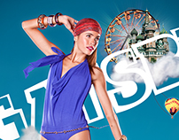 Gatsby Clothing Company Ad Campaign