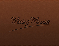 Meeting Minutes for Android