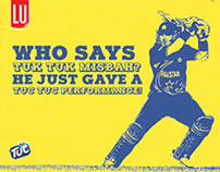 TUC   World Cup 2015   Digital Campaign