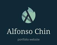 Alfonso Chin Portfolio Website