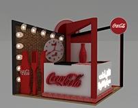Teen Hangout Coca Cola