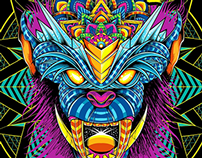 Self-taught Illustrator: Chris Parks of Pale Horse