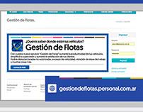 GESTION DE FLOTAS - TELECOM