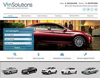Honda Dealer Website