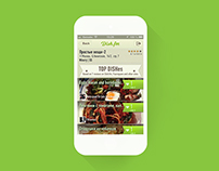 Dish.fm app