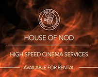 House of Nod High Speed Reel