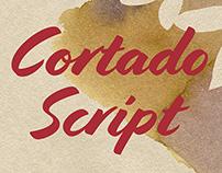 Cortado Script typeface