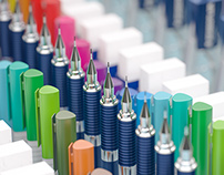 STAEDTLER SUITE -A Rhythm of Stationery-
