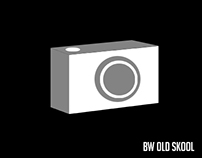 PHOTOGRAPHY:BW Old Skool.