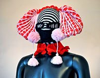 Strawberry Headdress