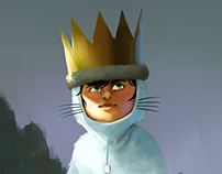 Where the Wild Things Are fan art