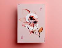 Poster Shanti by Xavier Esclusa