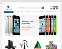 Ebay Store Website Design