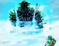 Link vs Colossus