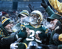 STN Digital // Packers Playoff Campaign