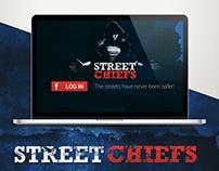 Street Chiefs Game design