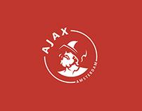 AJAX Amsterdam_logo concept