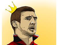 Manchester United Illustrations