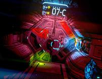 Unity SciFi environments 2013/2014