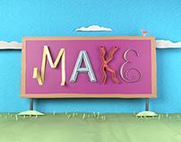 Design Indaba - Make Change