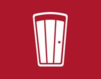 Red Door Brewing Co. Logo