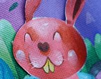 illustration work for children book :-)
