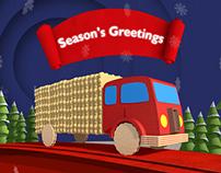 Yıldız Holding // Season's Greetings