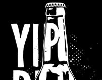 """YIP DECEIVER """"Bottle shirt"""""""