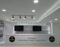 Camelot International Showroom