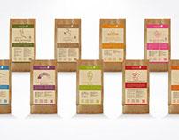 L' Art Caffè Torrefazione - Etichette e loghi