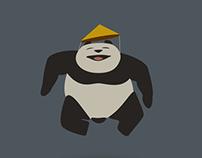 Panda Jumps