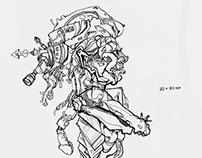 Life Drawing - 02
