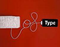 Fun History of Type