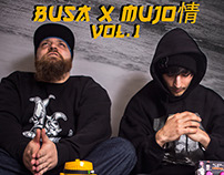Busa x Mujo情 Vol.1 Cover photo