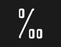 Estreita - Free font