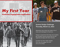 Freshman Engagement Application