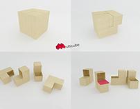 """Furniture transformer """"Multicube"""""""