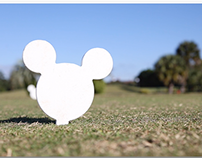 Disney Golf Course Video