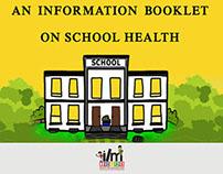 Illustrated health Booklet for School Children.