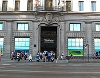 Shop Window Flagship Store Telefónica