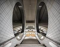 Frankfurt Subway