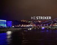 Fête des Lumières de Lyon - Hi Striker