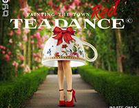 Teadance Flyer