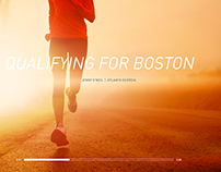 Qualifying for Boston