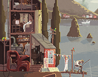 Scene #15: The Fisherman's Daughter