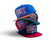 Obey Headwear