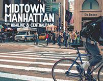 Midtown Manhattan + Highline & Central Park